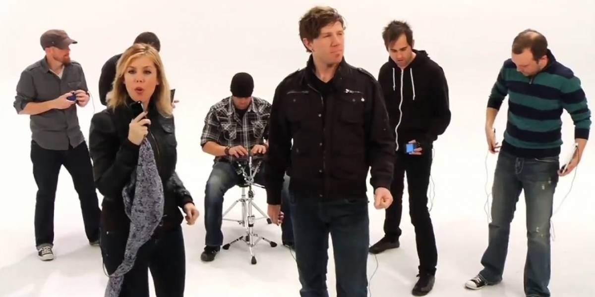 iBand: Covers de Bon Jovi y Black Eyed Peas