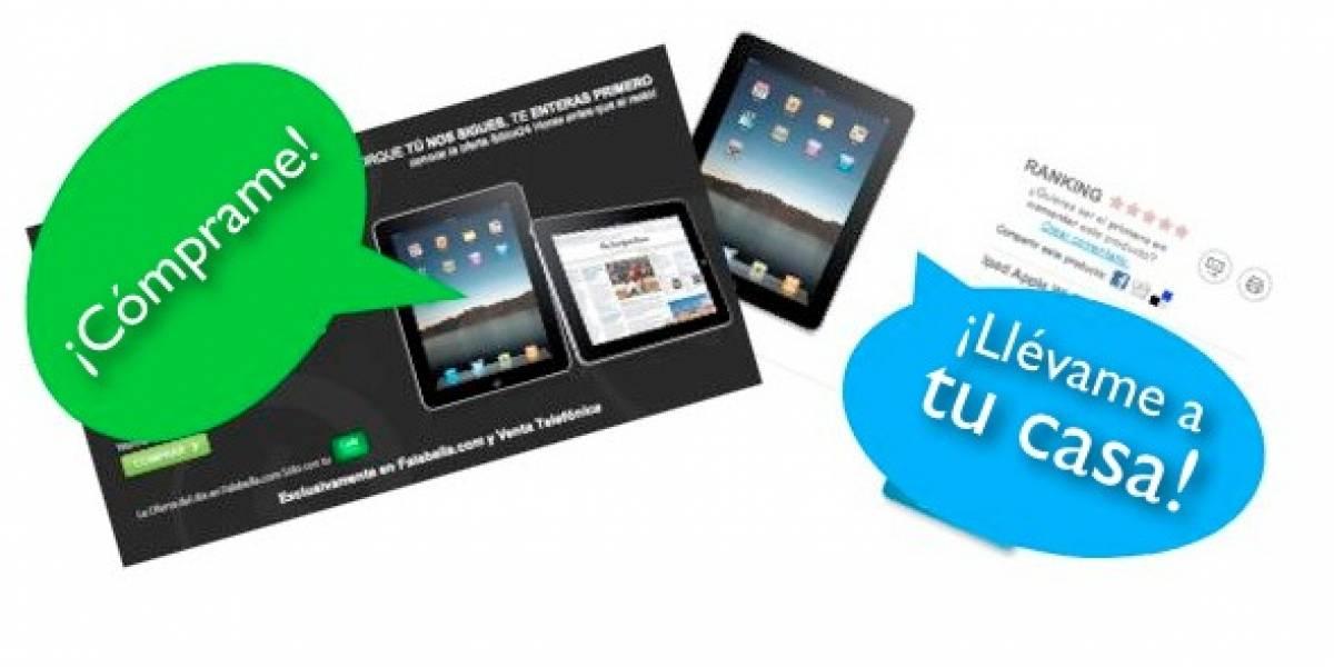 Chile: La guerra del iPad está desatada en el retail. ¿De verdad necesitas uno?