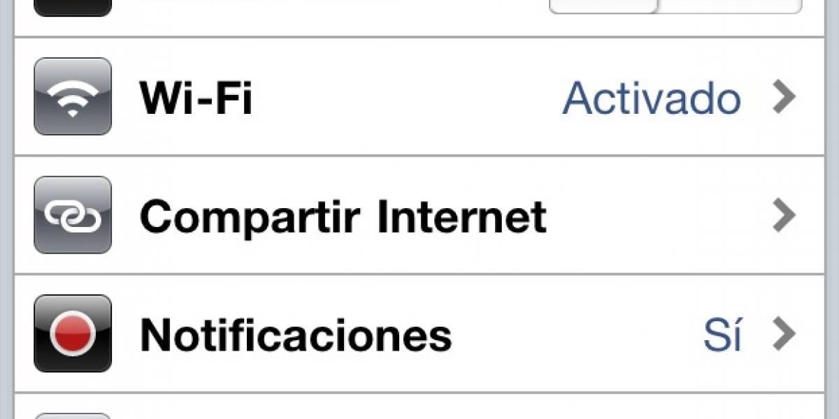 """Chile: Claro activa la opción de """"Compartir Internet"""" en iPhone"""