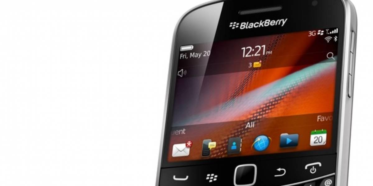 ¡Boom! BlackBerry forma parte del catálogo de VTR Móvil