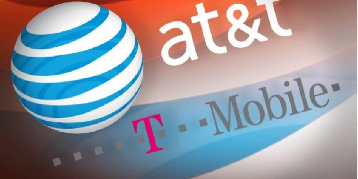 AT&T y T-Mobile tienen un plan B por si fracasa la fusión