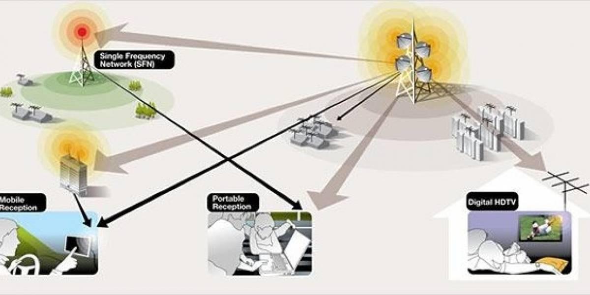 CES 2012: Apuestas por la TV Móvil