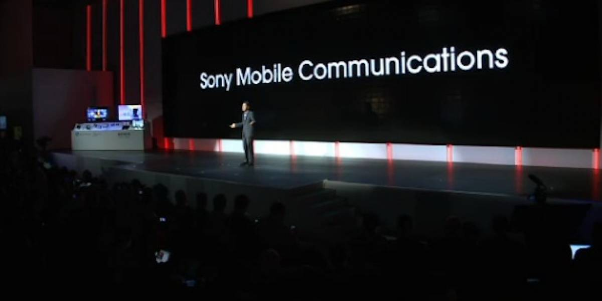 CES 2012: Sony Ericsson pasa a llamarse Sony Mobile Communications