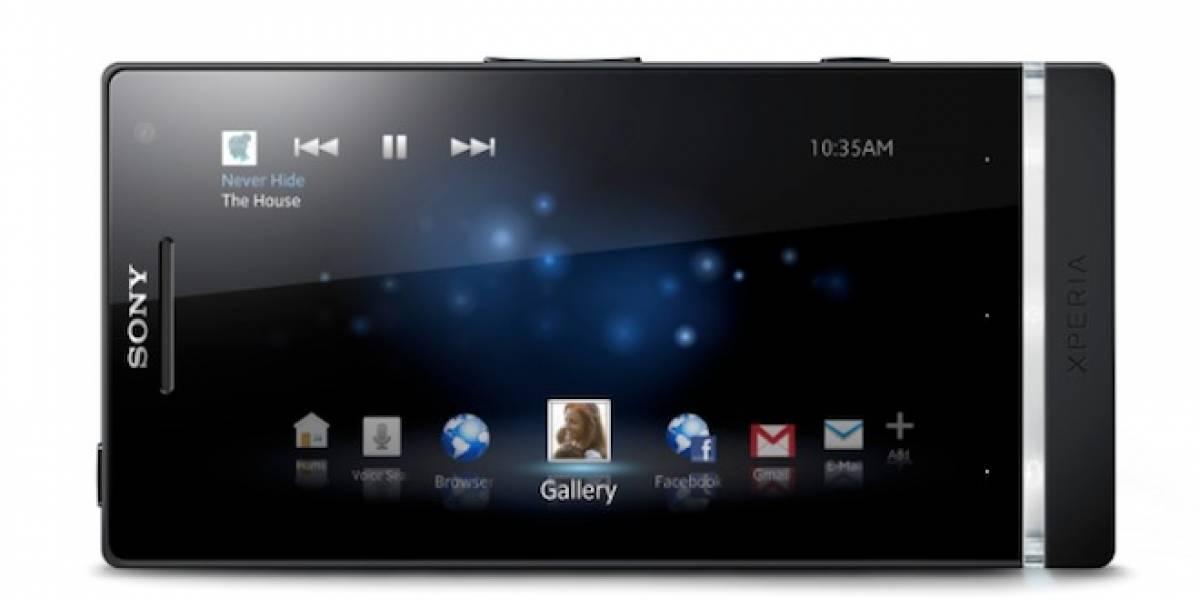 CES 2012: Sony Xperia S, disponible en marzo a nivel mundial