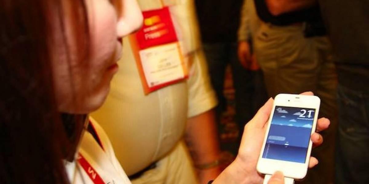 CES 2012: Controla tu ritmo cardíaco, respiración y nivel de oxígeno desde tu dispositivo Apple