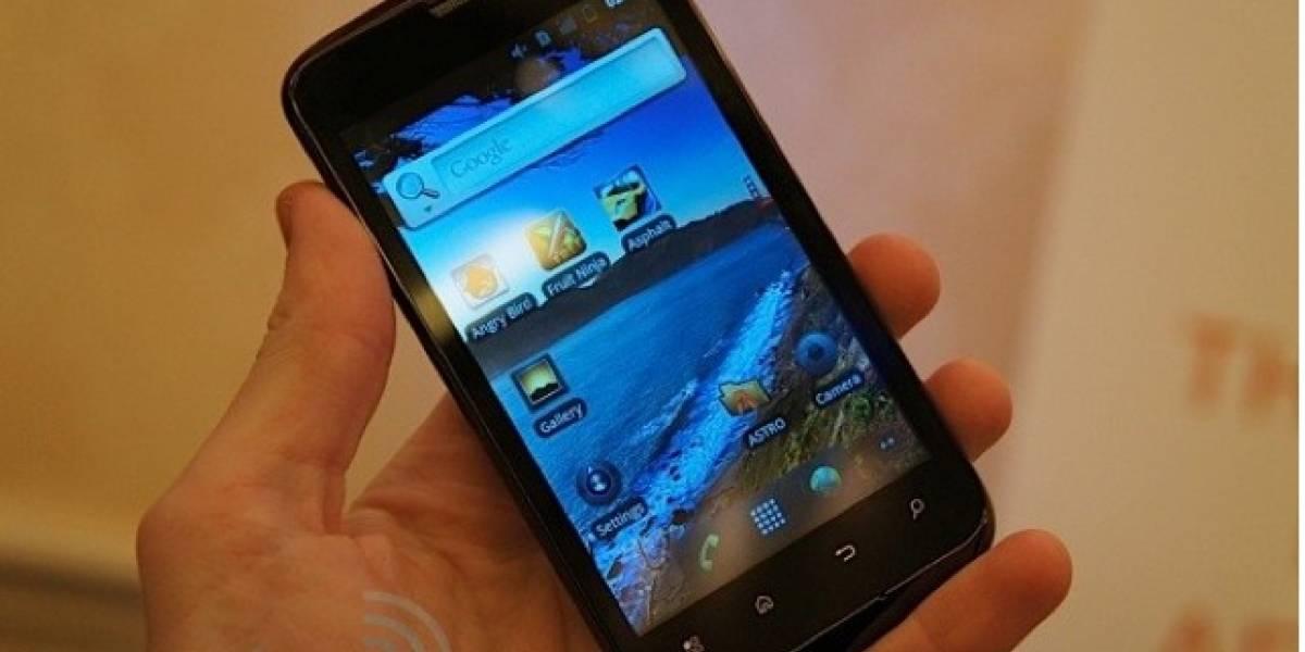 CES 2012: VIA Technologies se estrena como fabricante de smartphones
