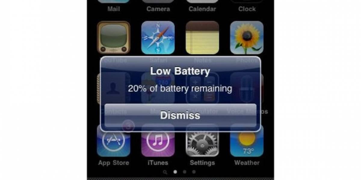CES 2012: Carcasas para aumentar el rendimiento de la batería del iPhone