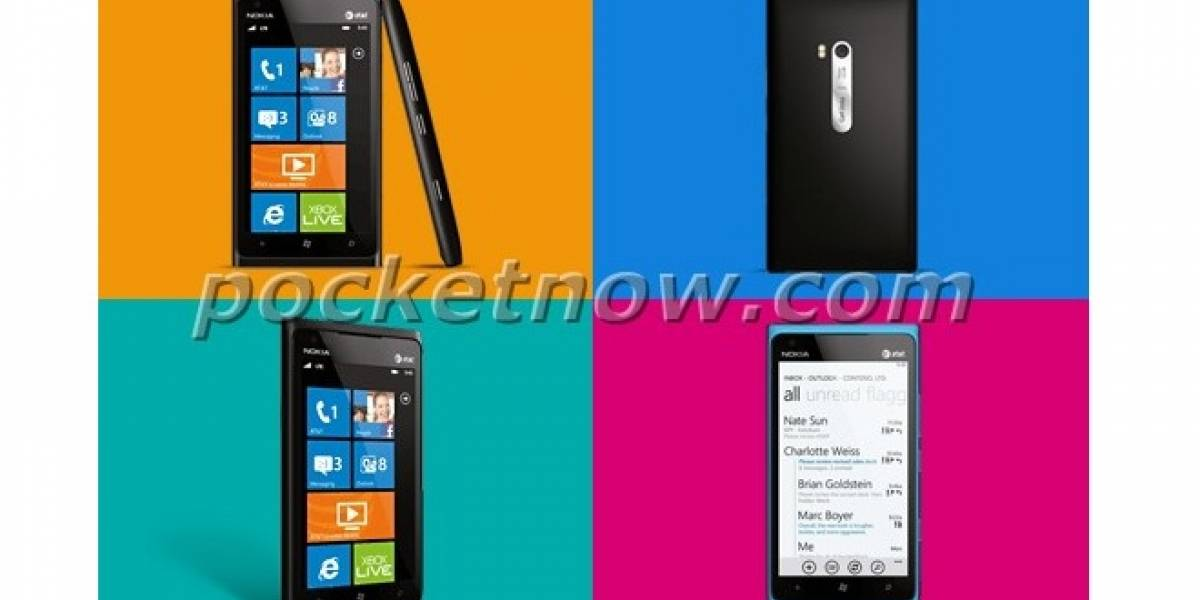 CES 2012: Aparecen más imágenes del Nokia Lumia 900 a horas de su supuesto lanzamiento