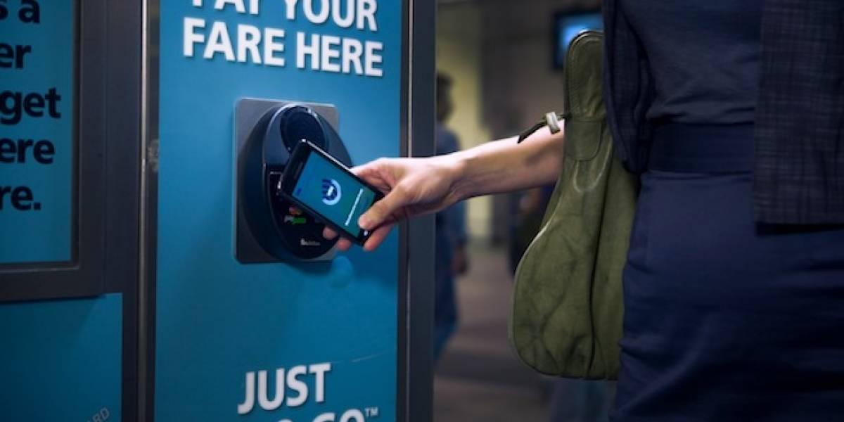 Visa certifica móviles con NFC para realizar transacciones