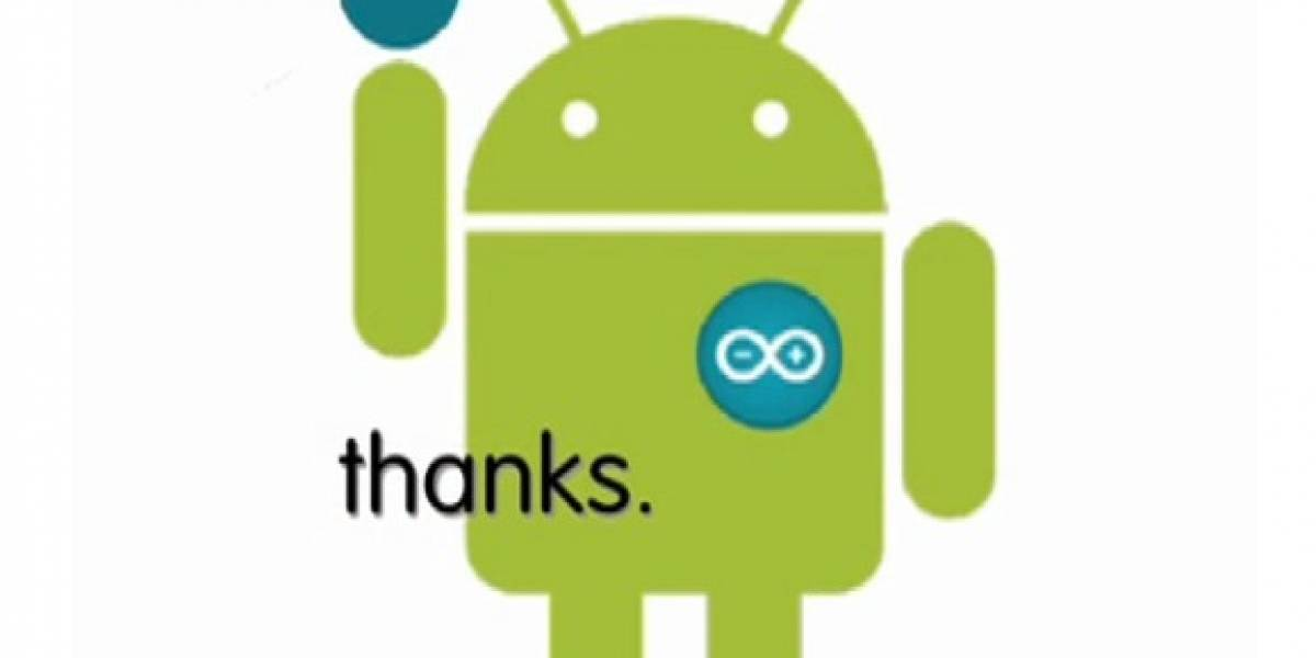Un guante permite comunicarse por lenguaje de señas con Android