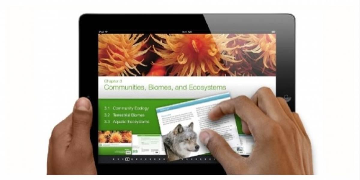 """Apple lanza iBooks 2 para """"reinventar"""" el libro tradicional"""