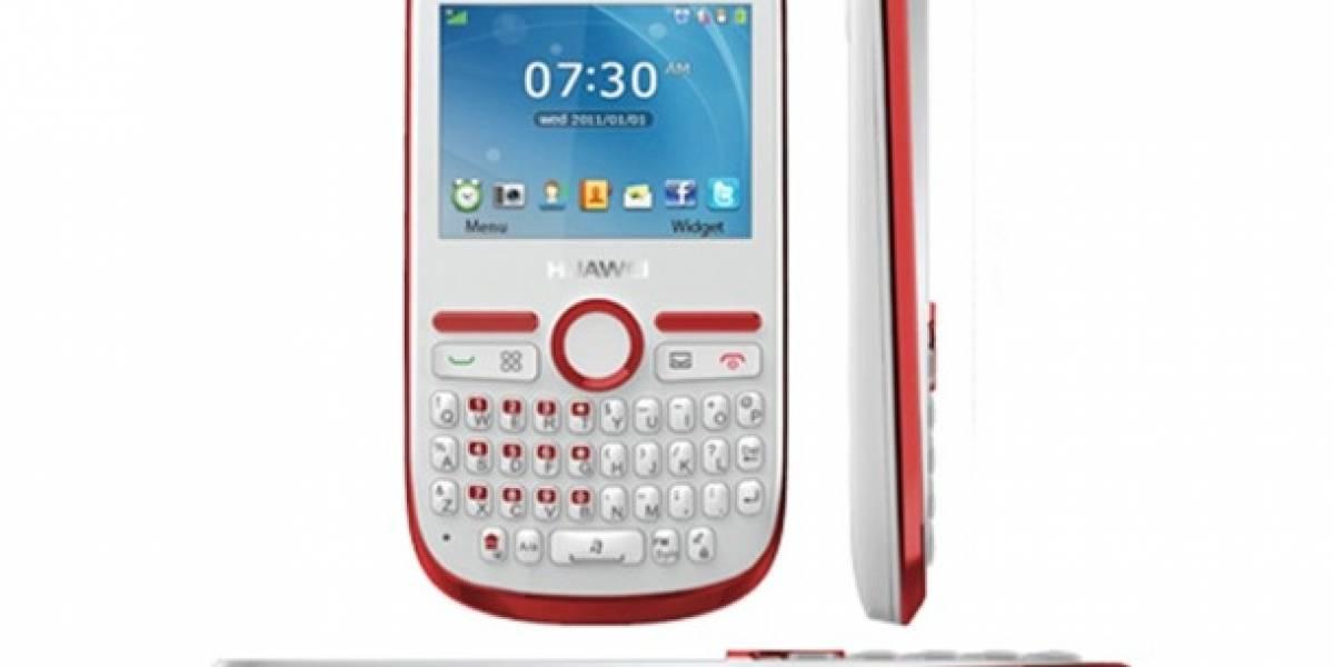Huawei sigue creciendo, ahora con el G6608 HiChat