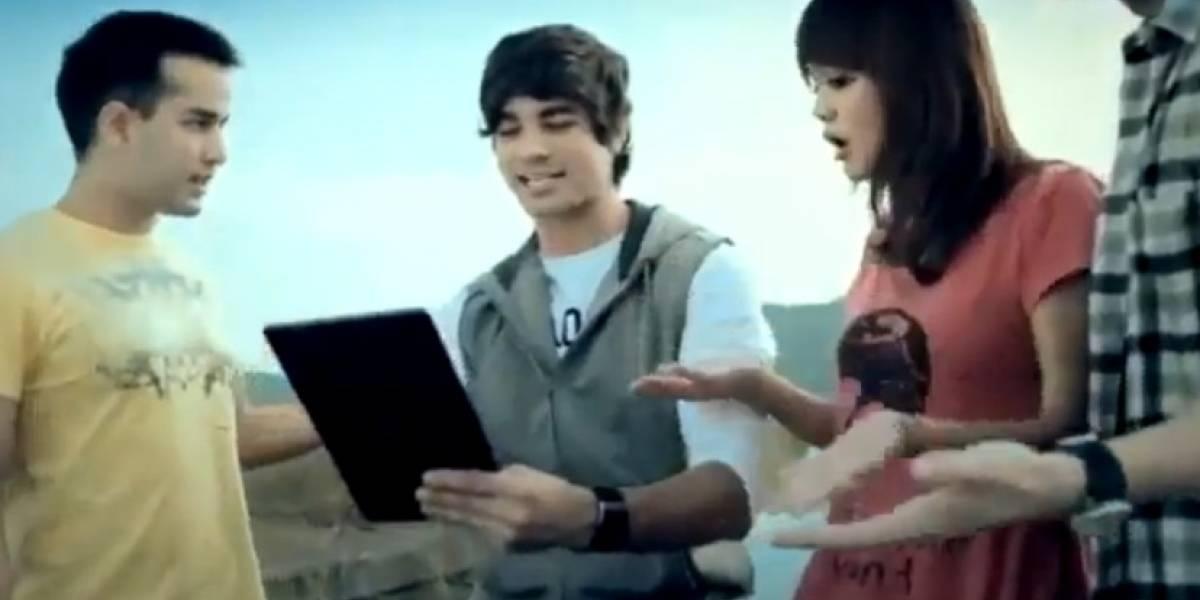 Usuarios realizan parodias de comerciales de esos tablets que tanto nos gustan