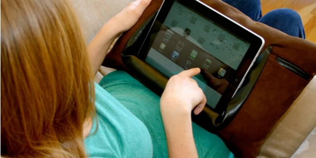 ¿Te duele el cuello? ¡Es por tu iPad!