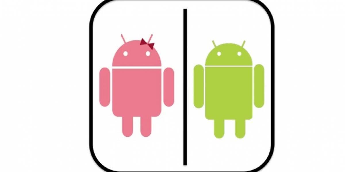 Usuarios Android son los que más usan el móvil en el baño