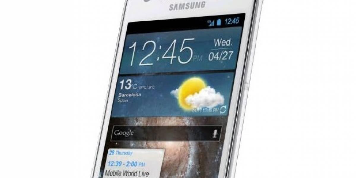 Samsung Galaxy S II Plus: ¿El gama alta que lanzará Samsung en MWC?