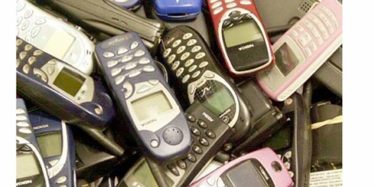 Venezuela: Gobierno recogerá desechos de celulares