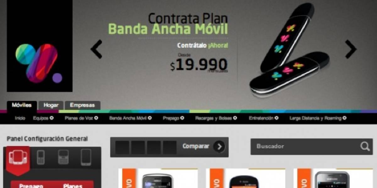 Chile: Planes y parte del catálogo de VTR Móvil expuesto tras filtración