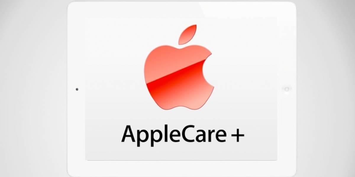 Ahora Apple protege a iPad contra daños accidentales