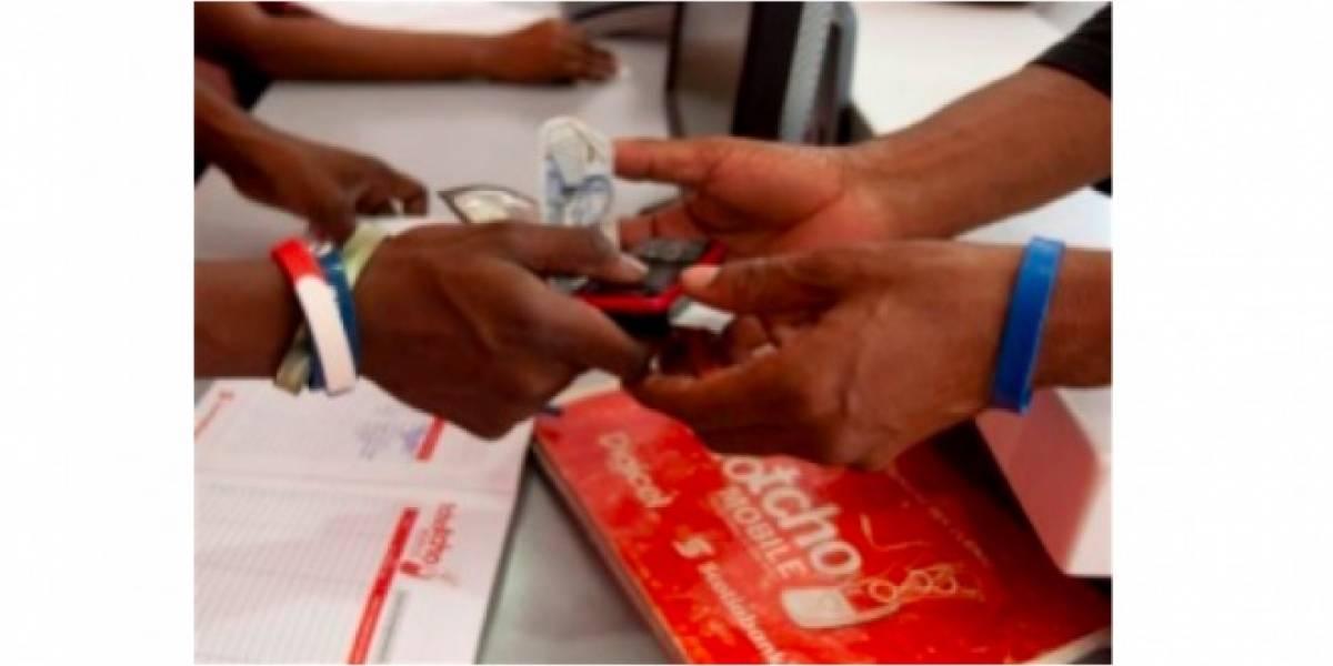 Banca Móvil tropieza en Haití