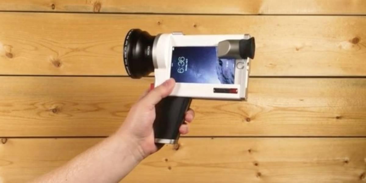 Lumenati transforma a tu teléfono en una cámara de video vintage