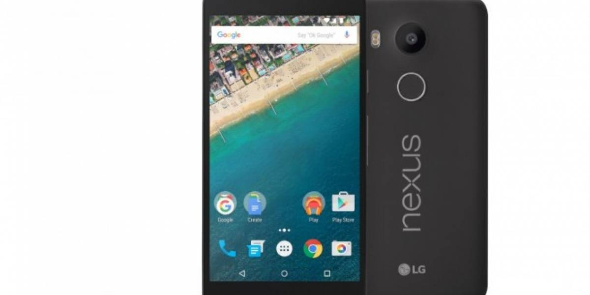 Nexus 5X no incluirá cable de USB-C a USB-A