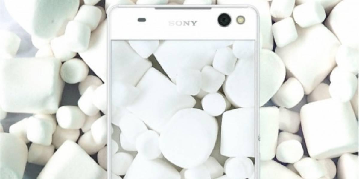 Sony actualizará sus equipos Xperia con Android 5.0 directamente a Marshmallow