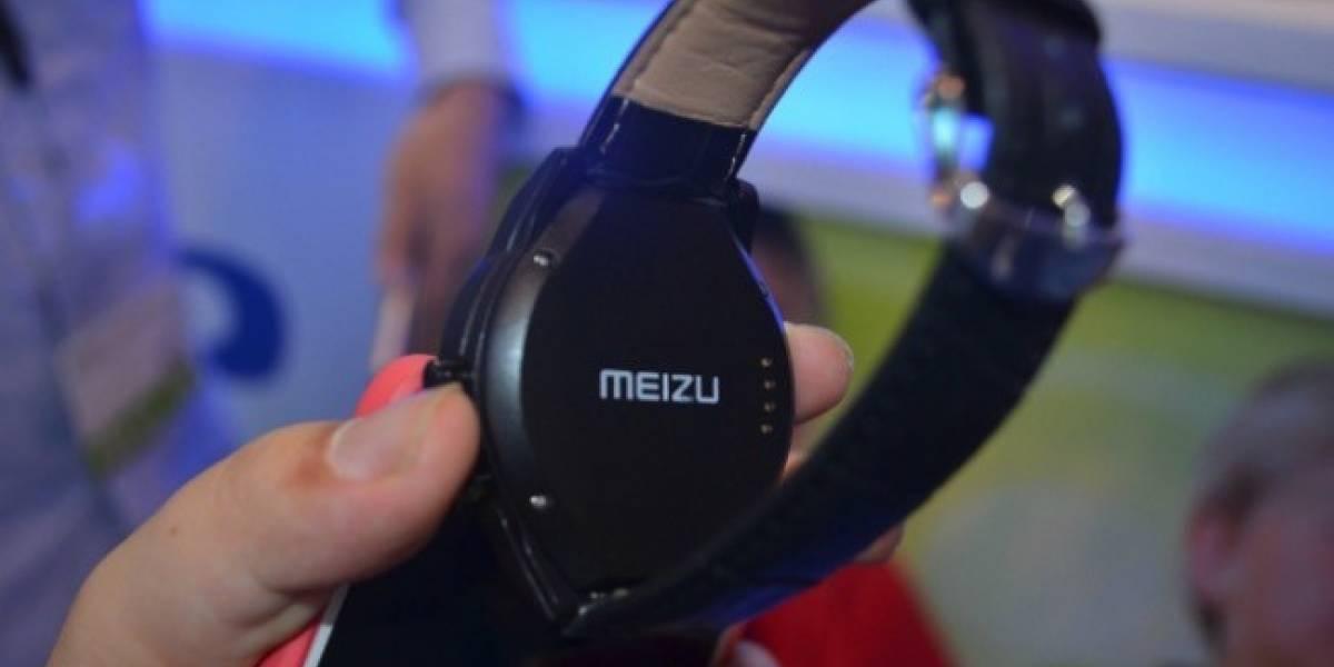 Aparecen las primeras imágenes del smartwatch de Meizu