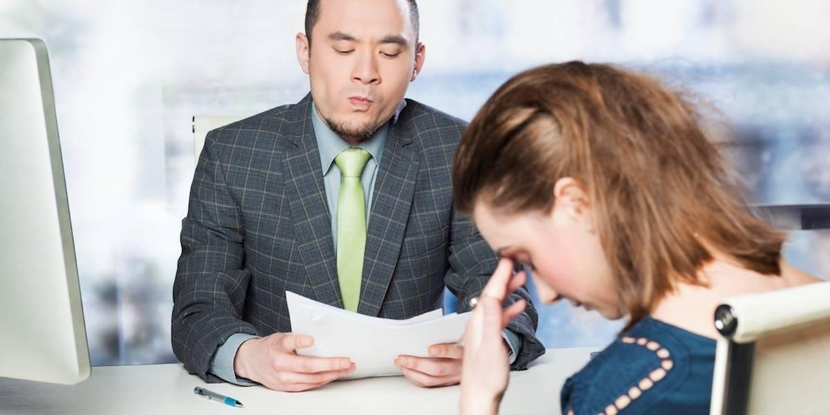 ¿Quieres conseguir empleo? Evita estos cinco errores