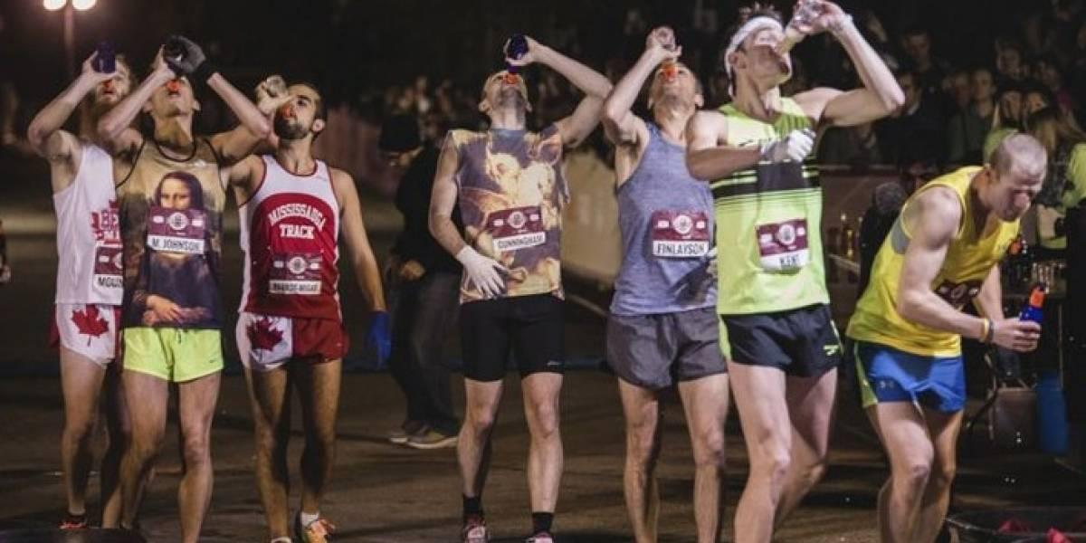 ¿Nuevo deporte favorito?: así es la primera carrera en Chile donde la cerveza es la protagonista