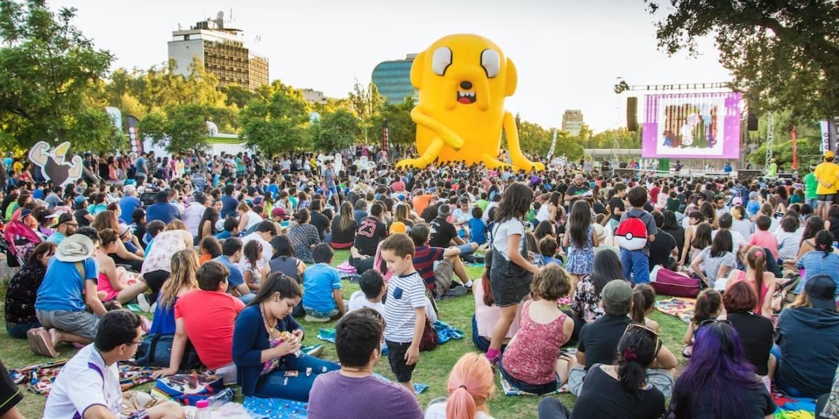 La animación pone sus ojos en Chile