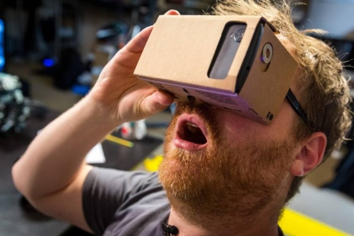 Google prepararía sucesor de Cardboard para Android