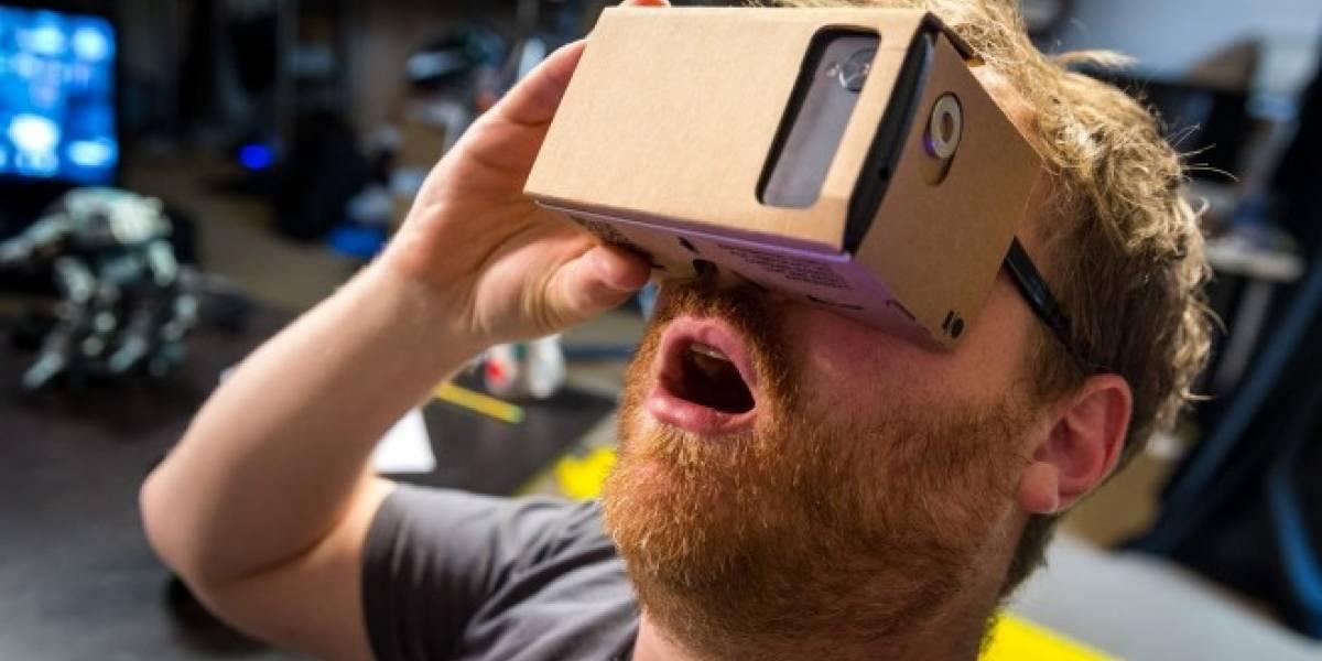 Ya puedes tomar fotos en realidad virtual con esta aplicación de Google