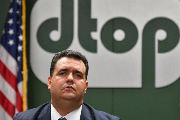 Carlos Contreras, secretario del DTOP. Dennis A. Jones