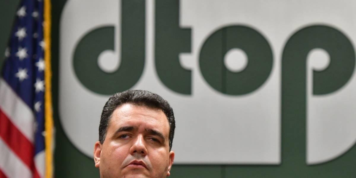 DTOP pone presión a empresas privadas que no cumplen
