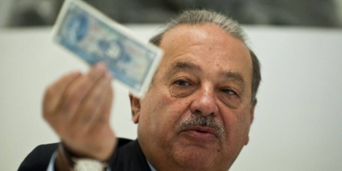 Carlos Slim incrementa su participación en América Móvil, mientras baja su fortuna
