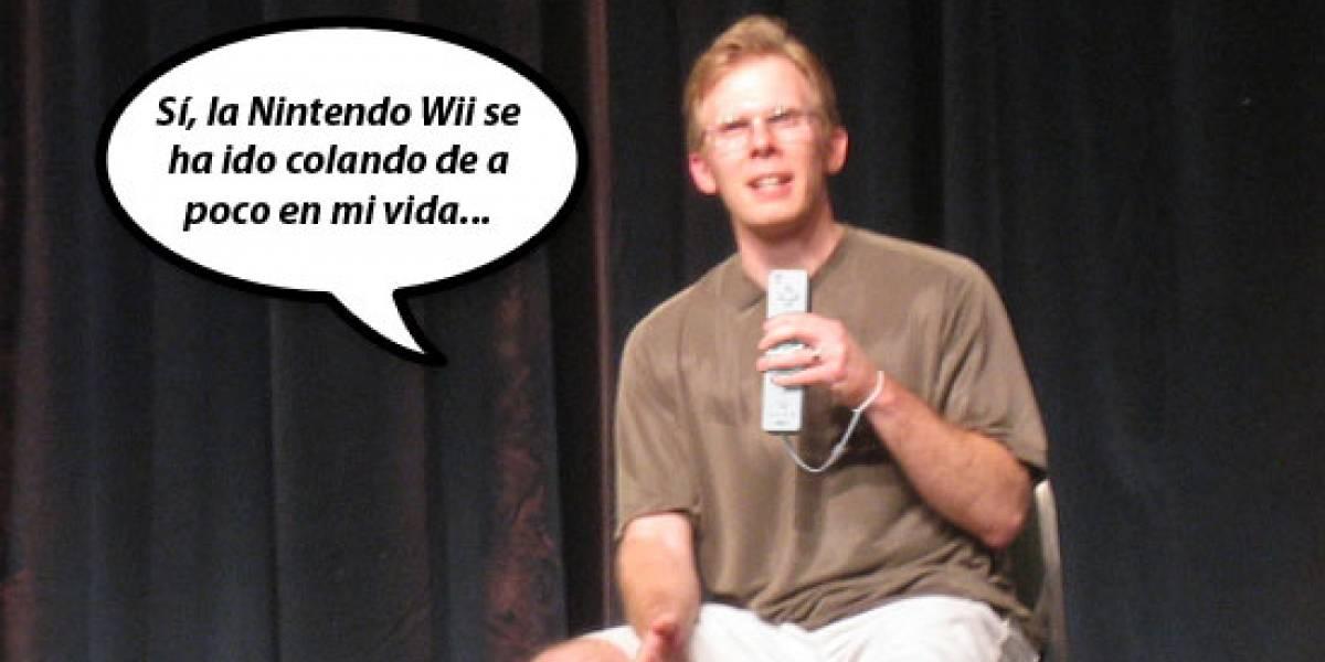 id Software podría invadir la Wii