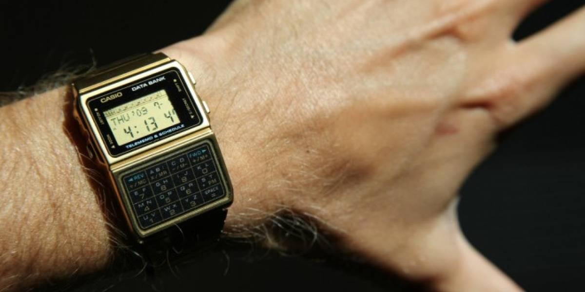 Casio lanzará su propio reloj inteligente en 2016