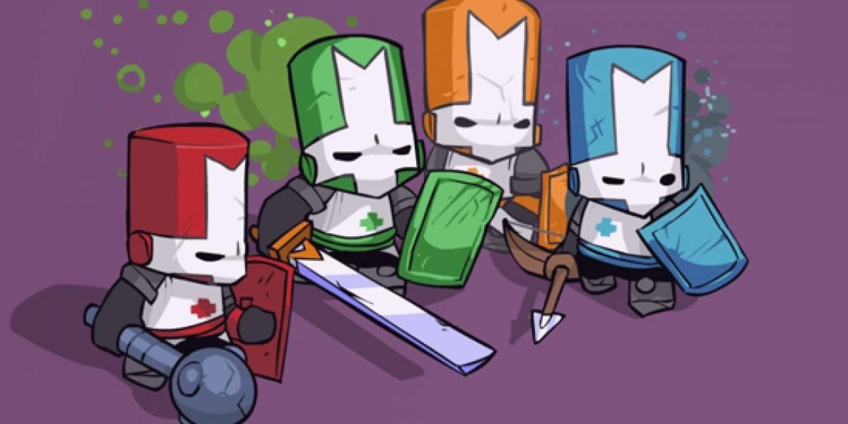 Castle Crashers es el juego del año en XBLA