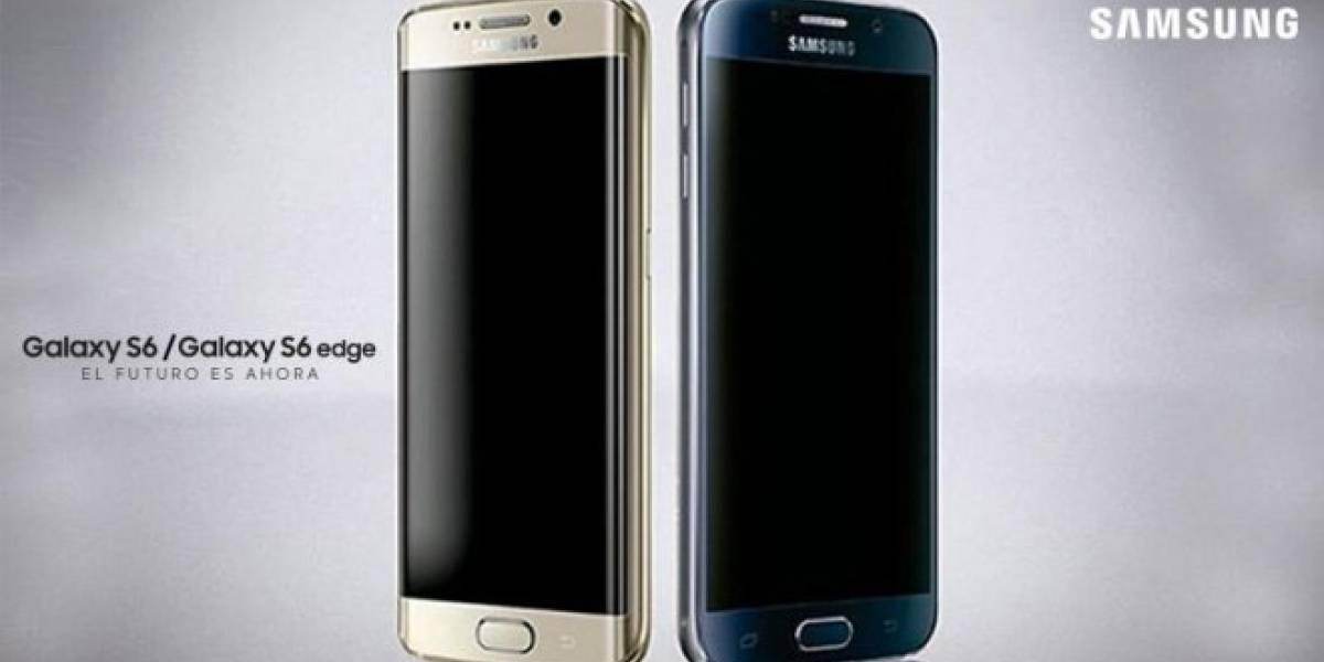 Estos son los precios del Samsung Galaxy S6 y S6 Edge en Chile [Actualizado]