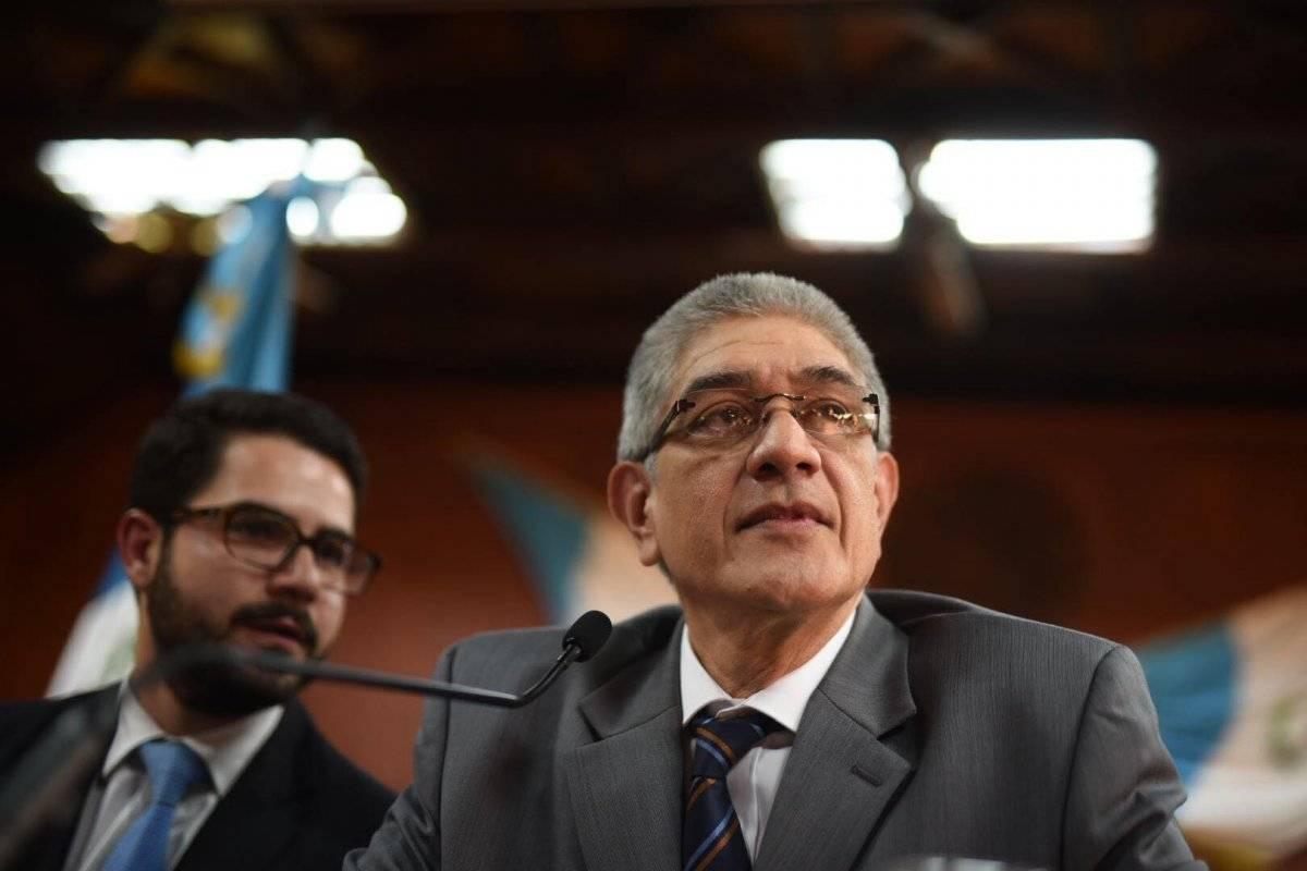 Guatemala: Corte anula junta directiva del Congreso