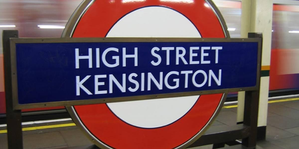 Huawei se ofrece a instalar gratis una red móvil en el metro de Londres