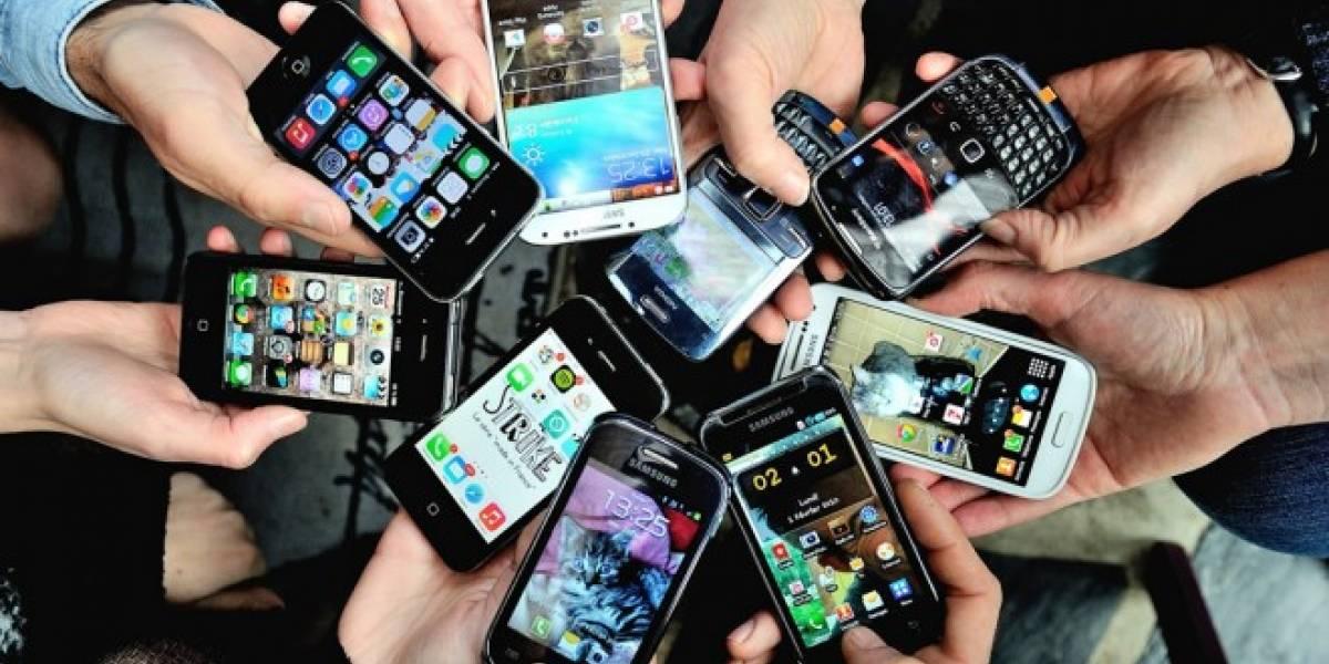Analistas predicen una disminución en el mercado de smartphones