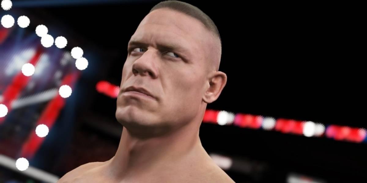WWE 2K15 en Xbox One y PS4 se retrasa hasta noviembre