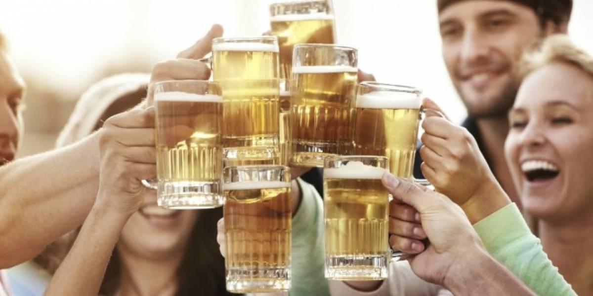 Esta aplicación calcula cuánto alcohol has bebido y te dice si estás apto para conducir