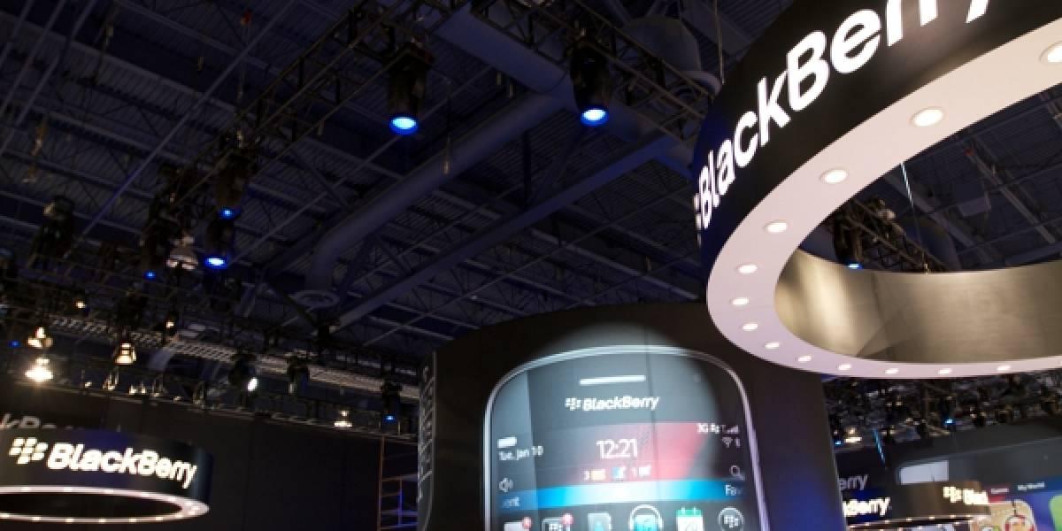 CES 2012: RIM muestra un pequeño adelanto del nuevo BlackBerry PlayBook OS 2.0