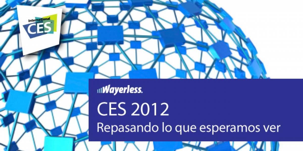 CES 2012: Repasando lo que esperamos ver