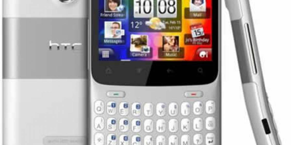 España: El HTC ChaCha será vendido como HTC ChaChaCha
