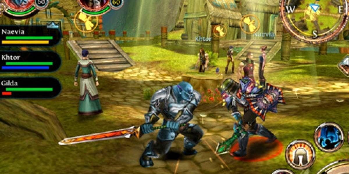 El World of Warcraft de Gameloft ya está disponible para dispositivos iOS