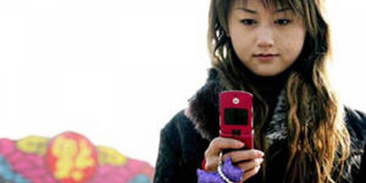 China está a punto de llegar  los 900 millones de usuarios de móviles